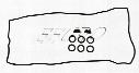 Valve Cover Gasket Set - Elring 900133 Mercedes 1040102130