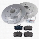 VW Disc Brake Kit - Rear (232mm) - eEuroparts.com Kit