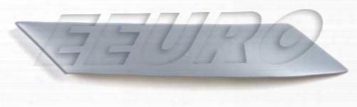 Trim Cover - Driver Side (exterior) (pillar D) (un-painted) 357853217gru