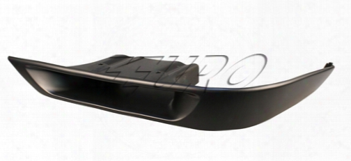 Valance - Front Passenger Side (w/brake Duct) - Genuine Bmw 51118148056