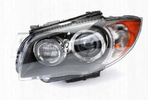 Valeo Headlight Assembly - Driver Side (xenon) (adaptive) Bmw 63127164931