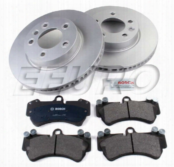 Vw Disc Brake Kit - Front (330mm) - Eeuroparts.com Kit