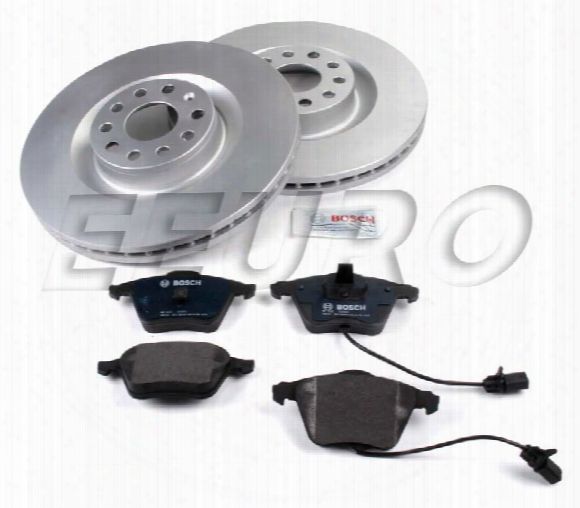 Vw Disc Brake Kit - Front (345mm) - Eeuroparts.com Kit