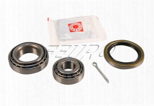 Wheel Bearing Kit - Front - Fag 7136671000 Bmw 31211107456