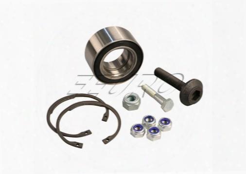 Wheel Bearing Kit - Front/rear - Fag 7136101700 Audi 8a0498625