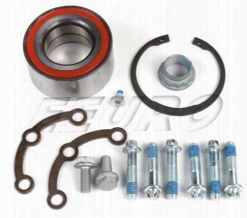 Wheel Bearing Kit - Rear - Fag 7136675400 Mercedes 2029800116