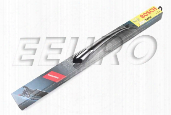 Windshield Wiper Blade Set - Front - Bosch Oe 3397118955 Bmw 61610431438