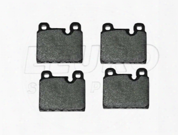 Disc Brake Pad Set - Front - Trw