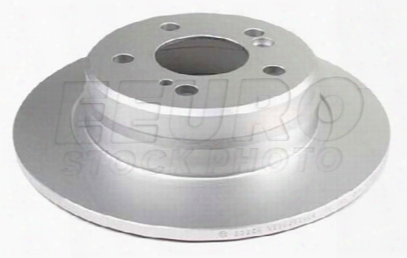 Disc Brake Rotor - Rear (290mm) - Genuine Mercedes 129423041264