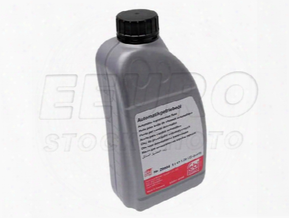 Dual Clutch Trans Fluid (dsg) (1 Liter) - Genuine Vw G055540a2