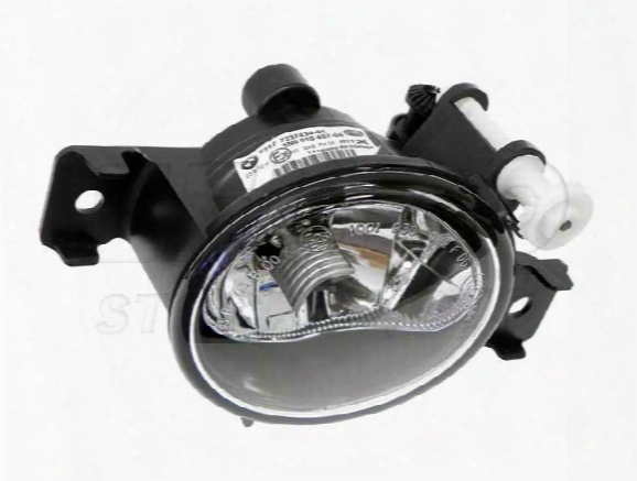 Foglight Assembly - Passenger Side (w/ Adaptive Headlight) (nsf) Bmw 63177237434