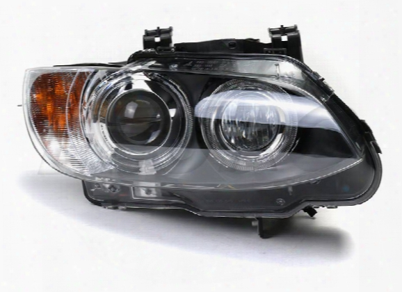 Genuine Bmw Headlight Assembly - Passenger Side (bi-xenon Adaptive) 63117182518