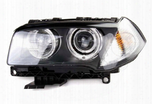 Headlight Assembly - Driver Side (bi-xenon Adaptive) - Genuine Bmw 63123456045