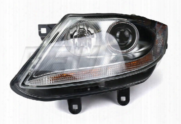 Headlight Assembly - Driver Side (xenon) (clear Turnsignal) 63127165719