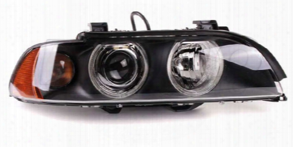 Headlight Assembly - Passenger Side (xenon) (w/ Clear Turnsignal) 63126912440