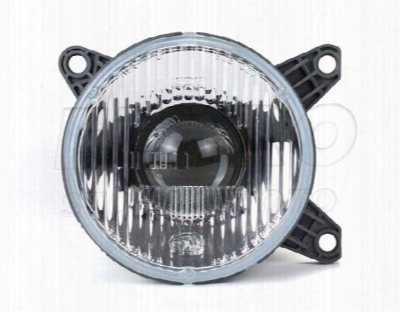 Headlight Insert - Passenger Side (low Beam Ellipsoid) - Genuine Bmw 63121382396