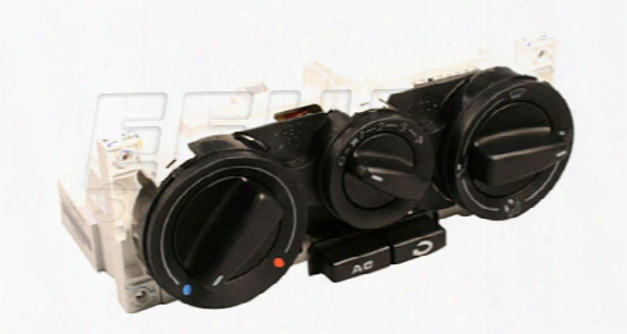 Heater Control Lever Assembly - Genuine Vw 1j0820045g