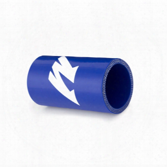 Hose Coupler (silicone) (straight) (1.375in) (blue) - Mishimoto Cp1375sbl