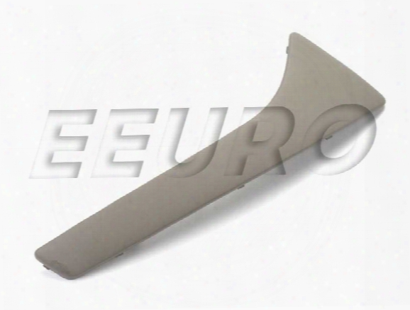 Interior Door Handle Cover - Front Driver Side (oak) - Genuine Volvo 39981619