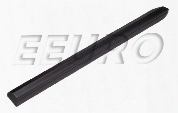 Quarter Panel Molding - Rear Passenger Side (black) - Genuine Bmw 51131965106