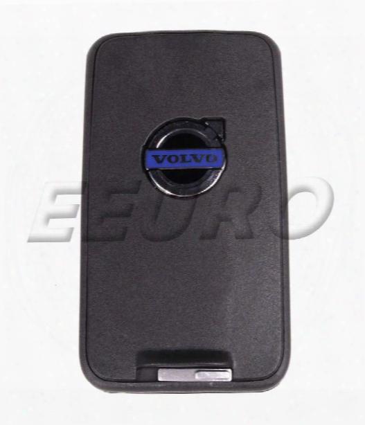 Remote Transmitter Key (915mhz) - Genuine Volvo 31419131