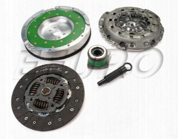 Saab Clutch Kit (single-mass Flywheel Conversion) (5-speed) - Eeuroparts.com Kit
