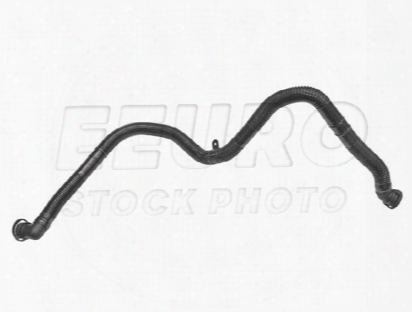 Secondary Air Pump Hose - Air Pump To Filter Housing - Genuine Vw 06a133889f