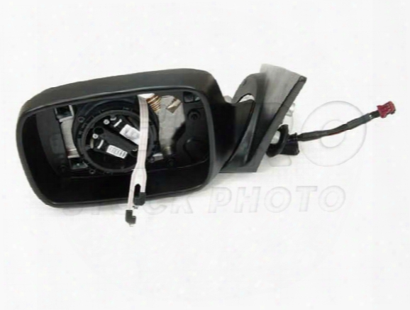 Side Mirror Housing - Driver Side (heated) (w/ Memory) - Oe Supplier 51167153133