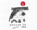 Control Arm Kit - Front - Febi 07167 Porsche 171407153D