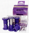 Powerflex Black Trailing Arm Bushing Set - Rear (Adjustable) BMW 33329061945
