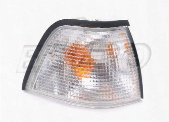 Turnsignal Assembly - Front Passenger Side (w/ Clear Lens) Bmw 82199403096
