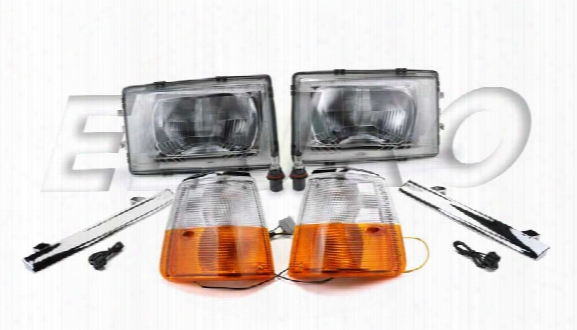 Volvo Headlight Conversion Kit (e-code) - Eeuroparts.com Kit