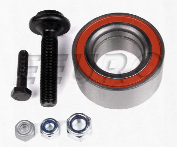 Wheel Bearing Kit - Front And Rear - Febi 17550 Audi 893498625e
