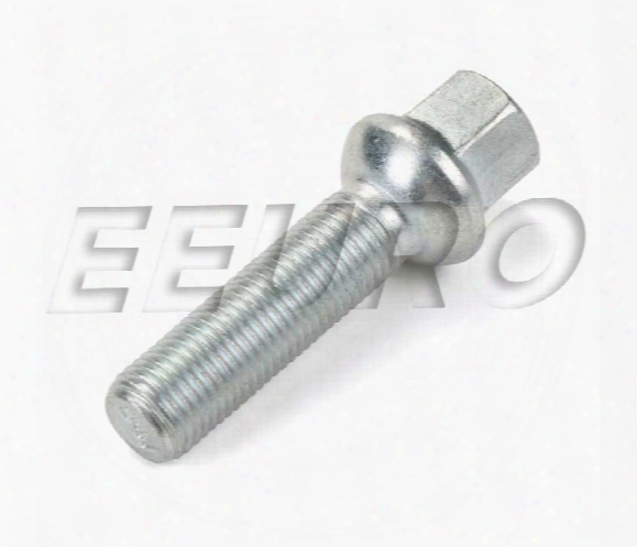 Wheel Bolt (m14x1.5x47mm) (ball Seat) - H&r 1454703 Vw