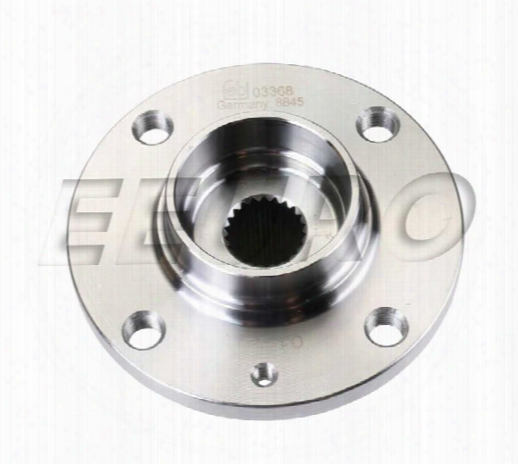 Wheel Hub - Front - Febi 02219 Vw 357407613b