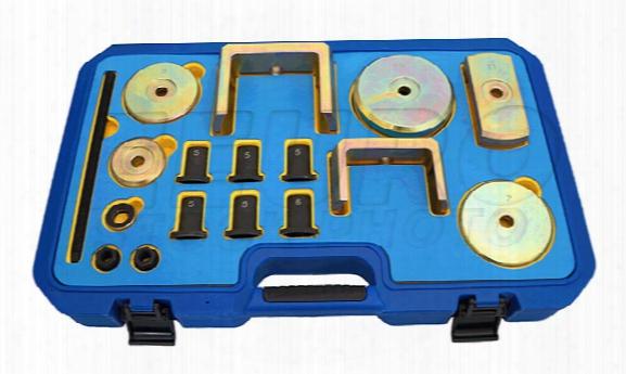 Baum Tools Mercedes Subframe Bushing Tool Kit - Front/rear (remover/installer)