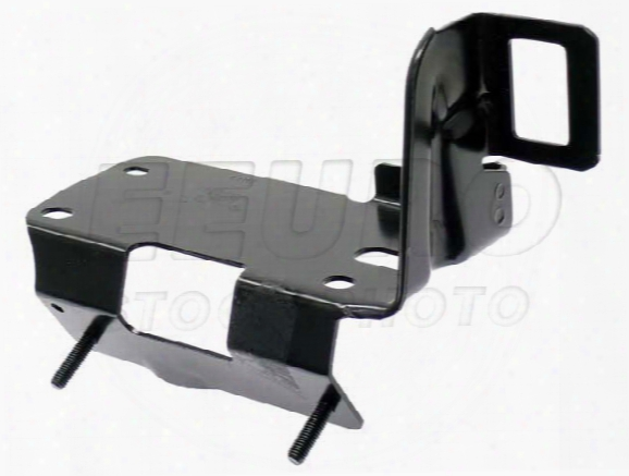 Bumper Carrier Bracket - Front Passenger Side Lower - Genuine Bmw 51647154546