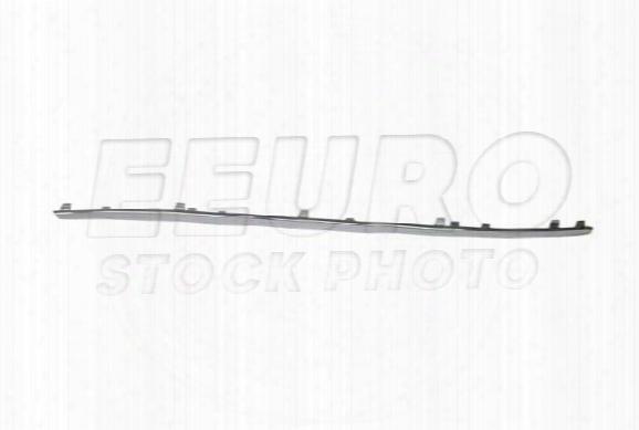 Bumper Molding - Rear Driver Side - Genuine Mercedes 2078800182
