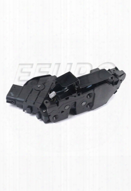 Door Lock Actuator - Rear Driver Side (w/o Electric Child Lock) (w/o Deadlocks) 31253918
