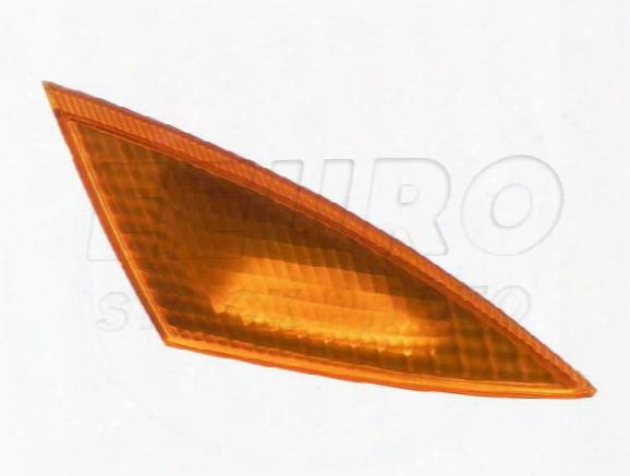 Headlight Assembly Corner Trim - Passenger Side (amber) 99663103600