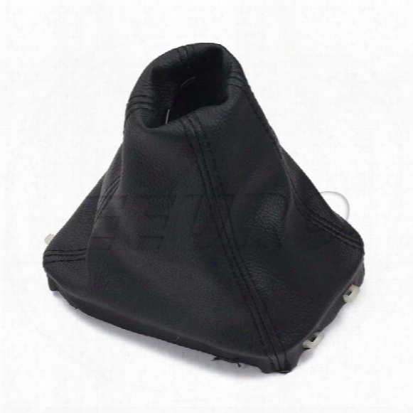 Manual Trans Shift Boot (imitation Leather) - Aftermarket Saab 55353902