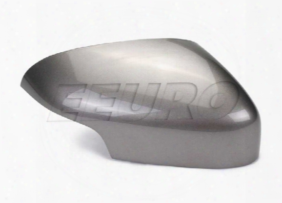 Side Mirror Cover - Passenger Si De (oyster Gray Pearl) - Genuine Volvo 39850605