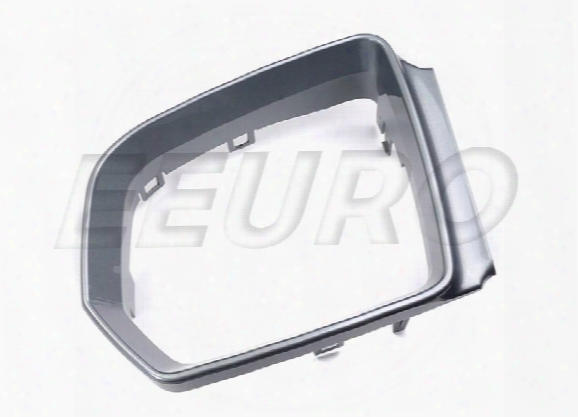 Side Mirror Frame - Front Driver Side (palladium Silver) 16481017649792