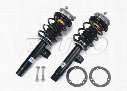 BMW Coil Spring Strut Assembly Kit - Front (Standard Suspension) 100K10404