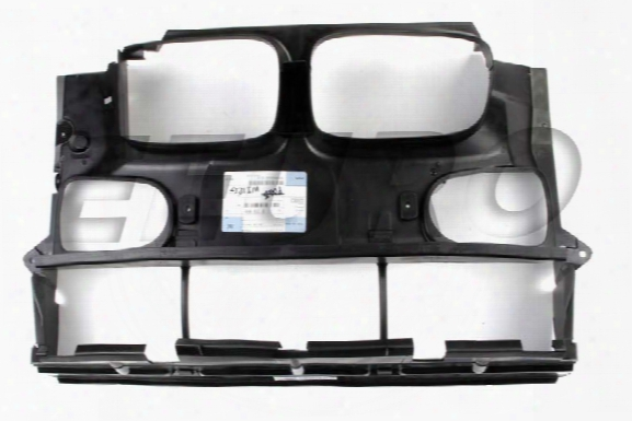 Air Duct - Front - Genuine Bmw 51718159959