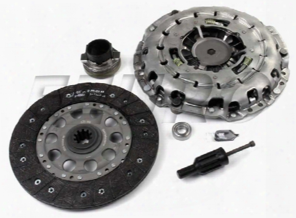 Clutch Kit (4 Piece) - Luk 6243573000 Bmw 21207531844
