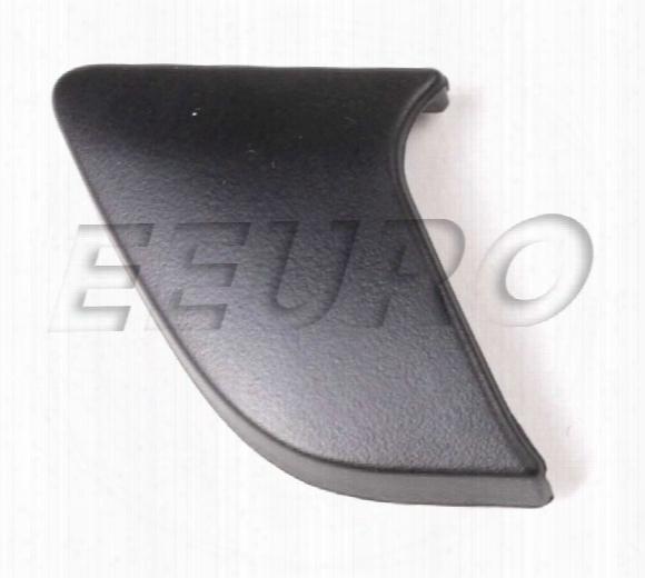 Dash End Cap - Passenger Side (gray) - Genuine Volvo 39856802