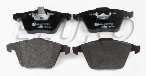Disc Brake Pad Set - Front (320mm) - Genuine Saab 93195754