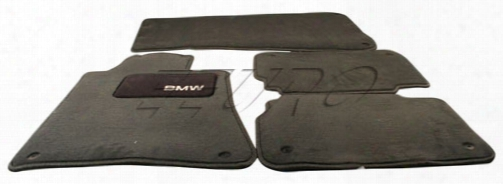 Floor Mat Set (black) - Genuine Bmw 82111466955