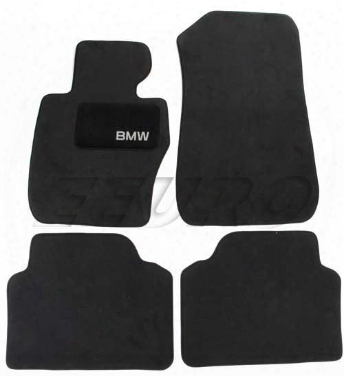 Floor Mat Set (black) - Genuine Bmw 82112293527